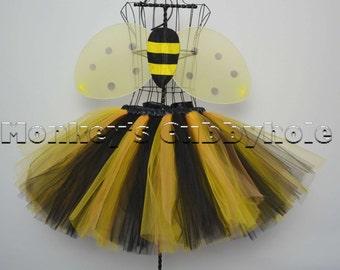 Bumblebee Tutu Costume Set