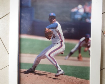 DWIGHT GOODEN and teamates METS Vintage Posters 1987 See Description Choose 1
