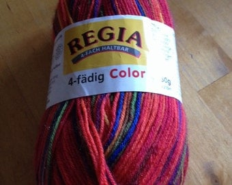 Regia 4-threads color color 1937