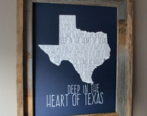 Unique galveston texas related items etsy for T shirt printing pasadena tx