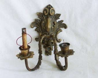 Egyptian Pharaoh Door Knocker Vintage Cast Iron By