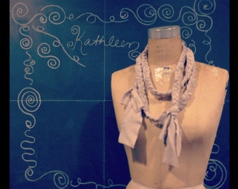 Kathleen : Handmade One of a Kind Wearable Art