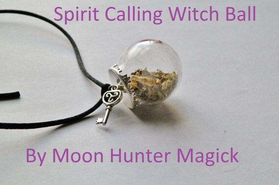 Spirit Realms Spirit Guides Witch Ball Spirit Calling Ouija Divination Necromancy