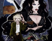 Black Dog and Rebel Rose: Revamped Signed Trade Paperback PRE-ORDER Limited to 50 Books