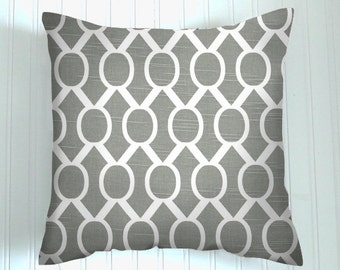 Pillows, Gray Pillow, Decorative Pillows,Pillow Covers  Gray and white  , Decorative Pillows,, Pillows, Throw Pillow,   Pillow