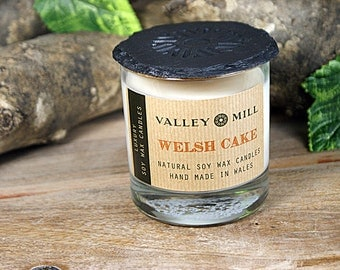 Welsh Cake Soy Candle