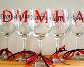 Personalized Wine Glass...20 oz