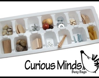Small Object Sorting-  Busy bag - Montessori