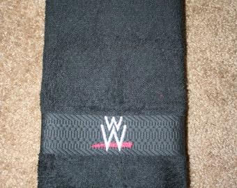 1 WWE Hand Towel World Wrestling Entertainment