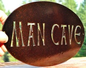 Man Cave Sign, Man Cave, Man Cave Art, Man Cave Decor