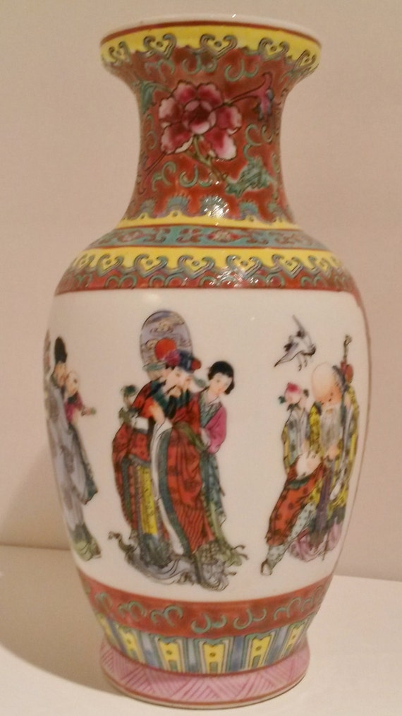 Chinese Famille Porcelain Vase Markings Hot Girls Wallpaper