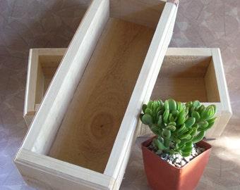 Cedar Box Planter