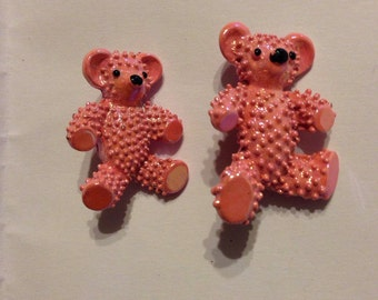 Teddy Bear Scatter Pins