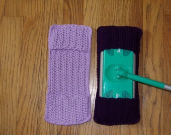 Swiffer Covers - Swiffer Pads -Swiffer Duster- Reusable Swiffer - Eco friendly - Crochet Duster - Dust  Mop - Wet Mop