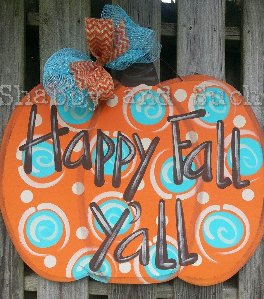 Decorating Ideas > Pumpkin Door Hanger Fall Door Hanger Fall By  ~ 114701_Halloween Door Hangers Printable