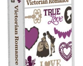 Victorian Romance, NEW Cricut Cartridge