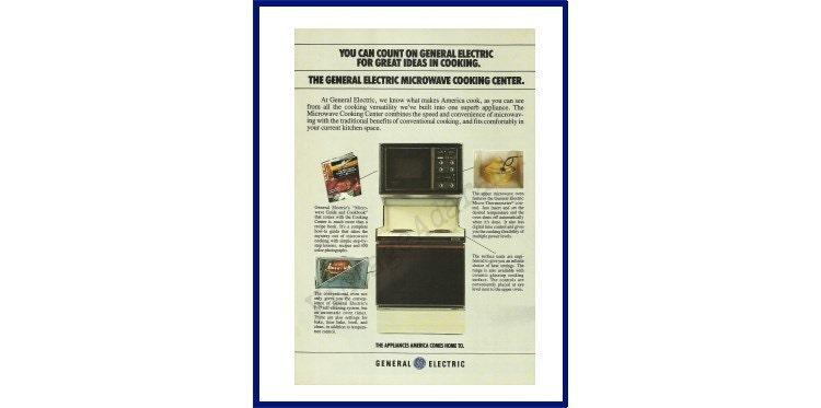 zoom - General Electric Microwave