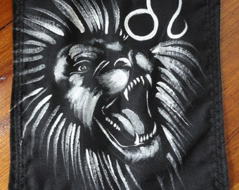 Leo Zodiac Patch