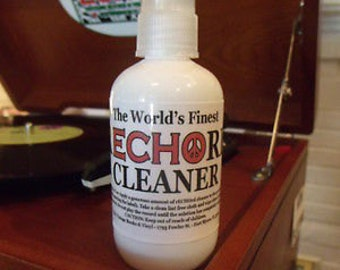"""ECHO Vinyl Record Cleaner, 3 oz, fine mist """"The World's Finest Record Cleaner"""""""