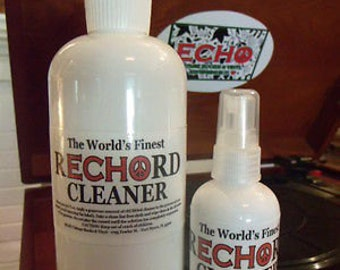"""ECHO Vinyl Record Cleaner, 16 oz. Refill """"The World's Finest Record Cleaner"""""""
