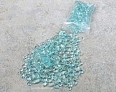 Glacier Blue 3 oz. Fairy Garden Lake Pond Pebbles - Miniature Fairy Garden Accessories & Supplies Fairy Garden Water