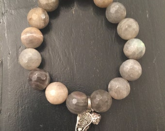 agate beaded bracelets/sport series