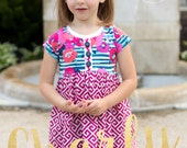 Charly Tunic PDF Pattern...