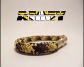 Army  Magnetized .22lr Bullet Casing Bracelet