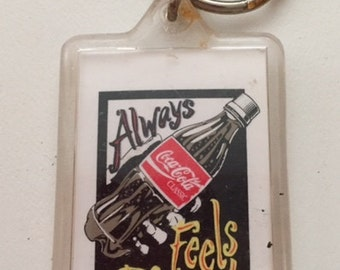 Coca Cola key chain