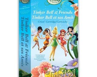 Tinker Bell Cricut Cartridge