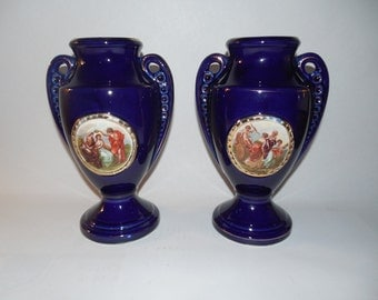 popular items for pair of urns on etsy