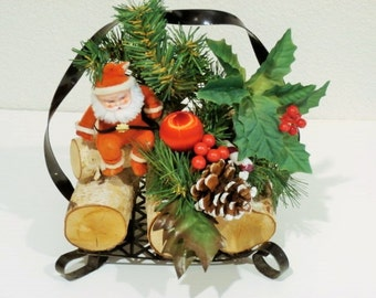 Christmas Decor, For Tabletop or Mantle