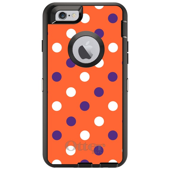 Clemson Otterbox Iphone