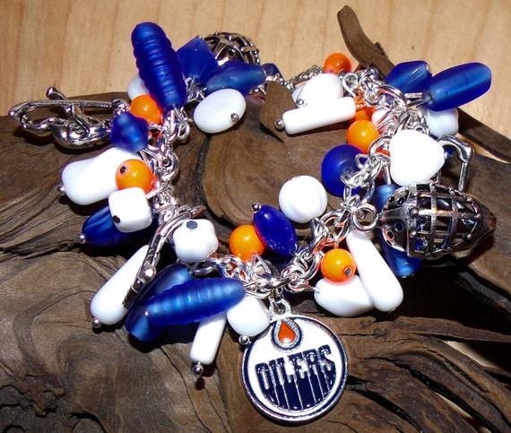 Oilers  Bracelet