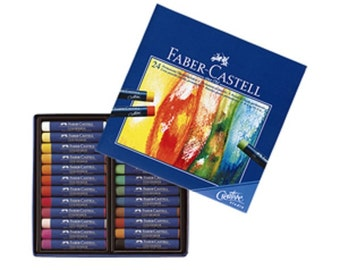 Faber Castell Oil Pastels NEW NEVER USED