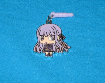 Dongan Ronpa > Kyouko Cell Phone Dust Plug Charm Attached