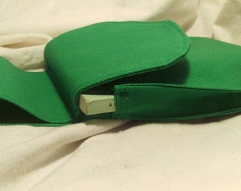 green belt pouch