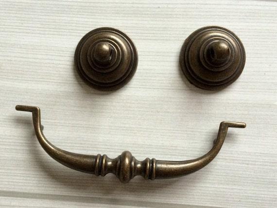 4 1 4 Quot Dresser Pulls Drawer Pull Handles Antique Bronze