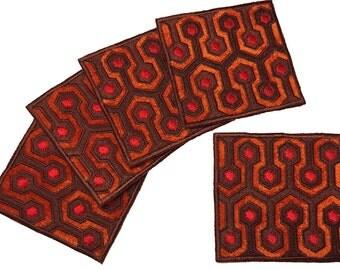 The Shining Carpet Mug Rug/Coaster