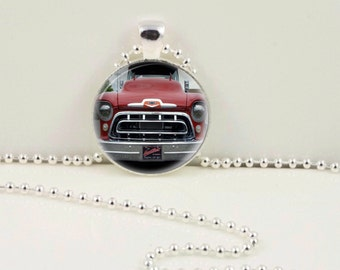 Old Chevy Pendant