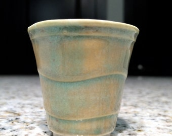 Yellow/Turquoise Shot Cup