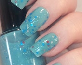 Serene nail varnish - 5ml handmade indie nail polish