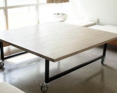 modern work table, work table, conference table, work, table, conference, modern table, industrial style low table, modern low table