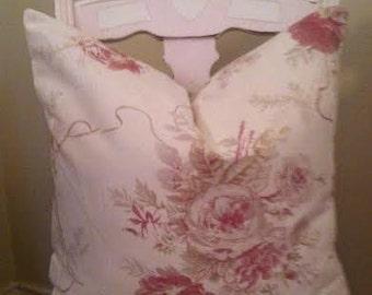 Rachel Ashwell, Shabby Chic Pillow Cover