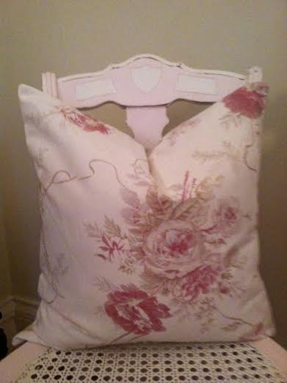 Rachel Ashwell Shabby Chic Pillow Cover