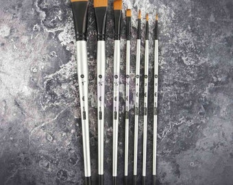 Prima Finnabair Brush Set 7/Pkg