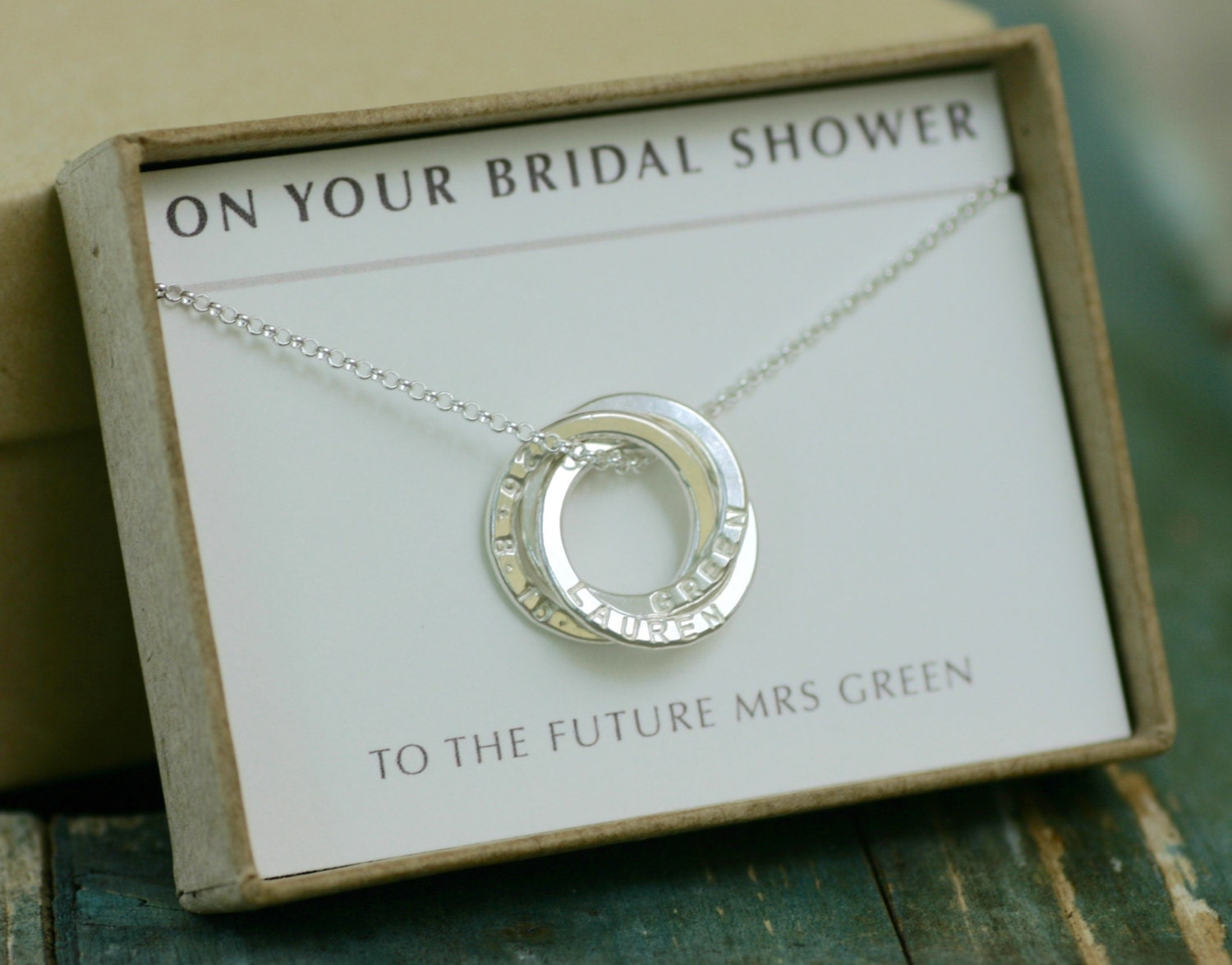 Wedding Gifts For Sisters: Gift For Bride From Sister Wedding Gift Bridal Shower Gift