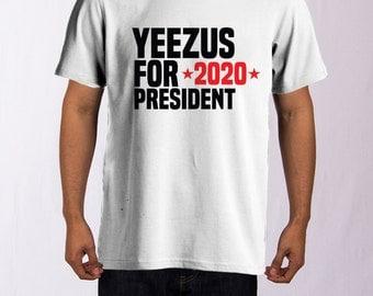 Yeezus for President - T-Shirt