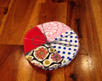 Bright Floral Coasters- Set of Four