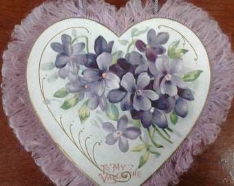 Antique Valentine Decoration